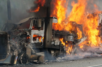 Vehicle and Equipment Fires
