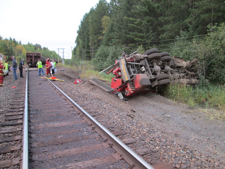 Railroad Accident Analysts | Fusion Engineering
